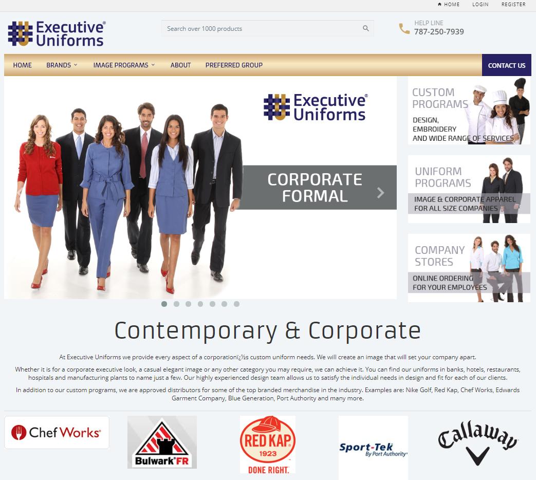 Executive Uniforms-1